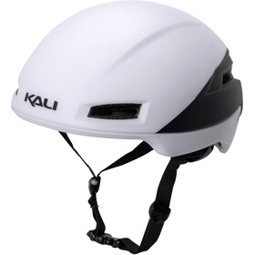 Kali Tava Kask rowerowy Mężczyźni, matte white/black